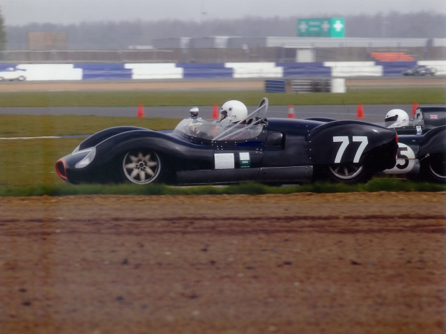 Cooper T49 Monaco