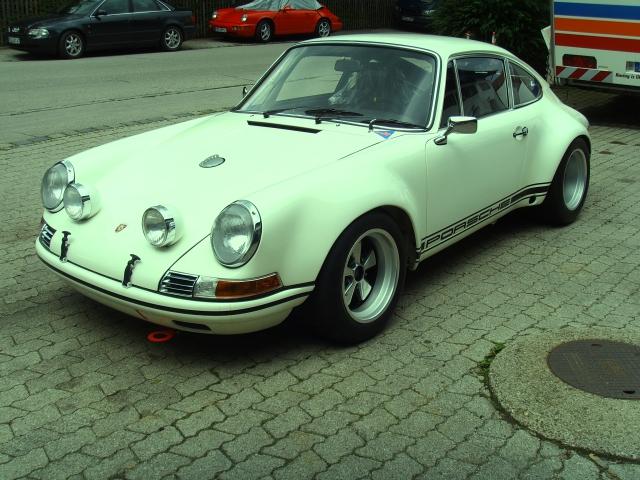 Porsche 911 ST (replica)