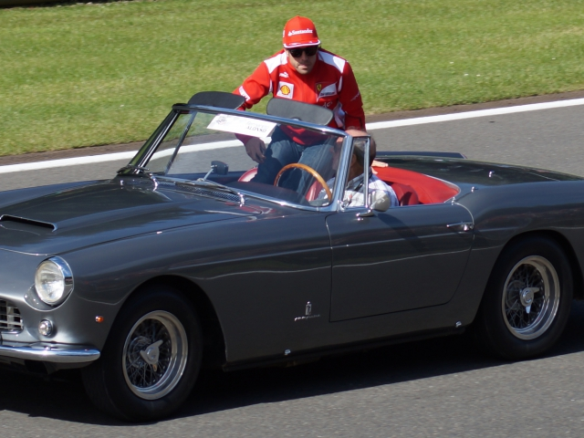 Ferrari 250 GT PF Serie 2 Cabriolet
