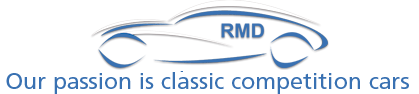 RMD classic competition cars